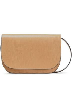 MARNI Textured-leather shoulder bag
