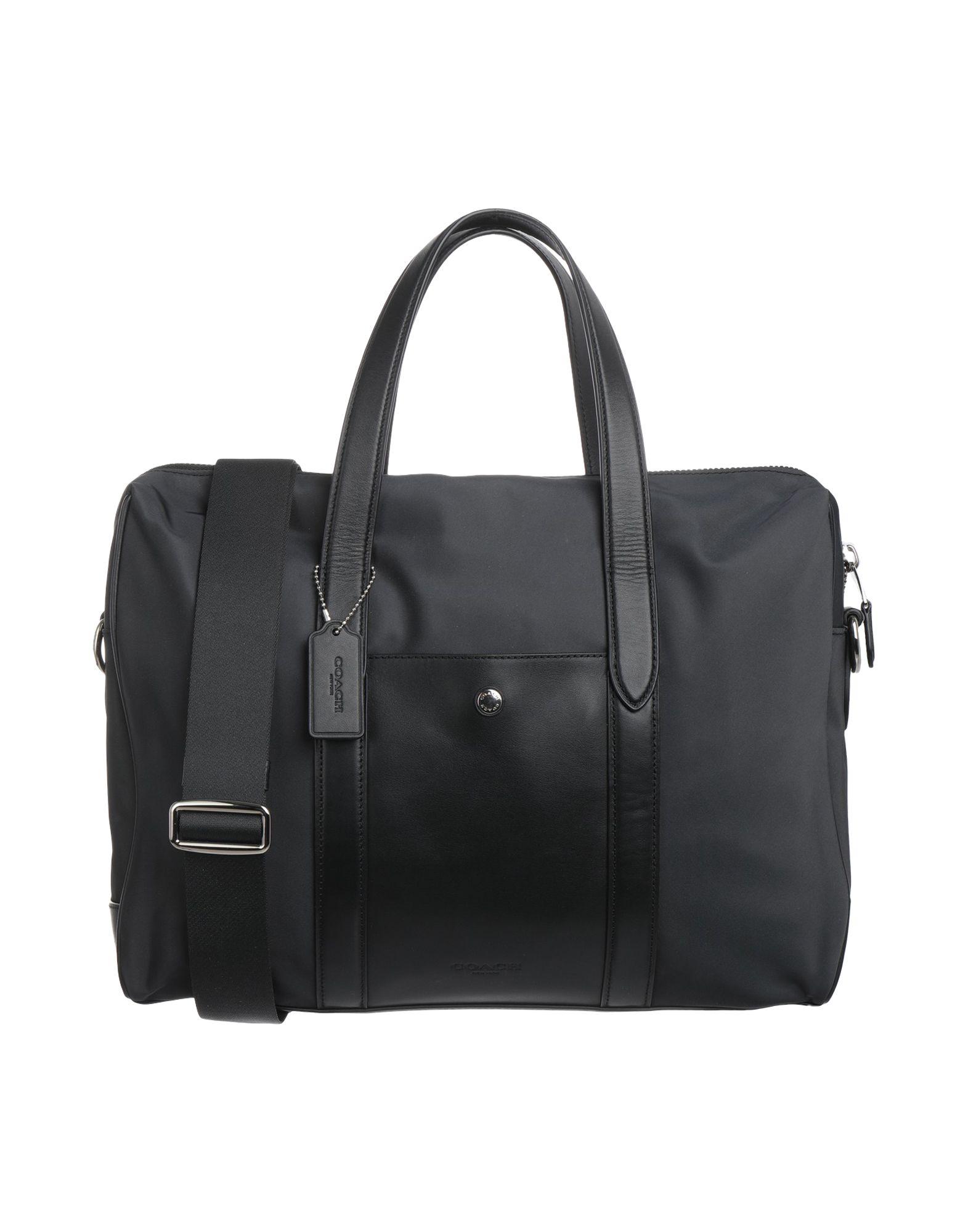 COACH Деловые сумки coach сумки магазин в москве