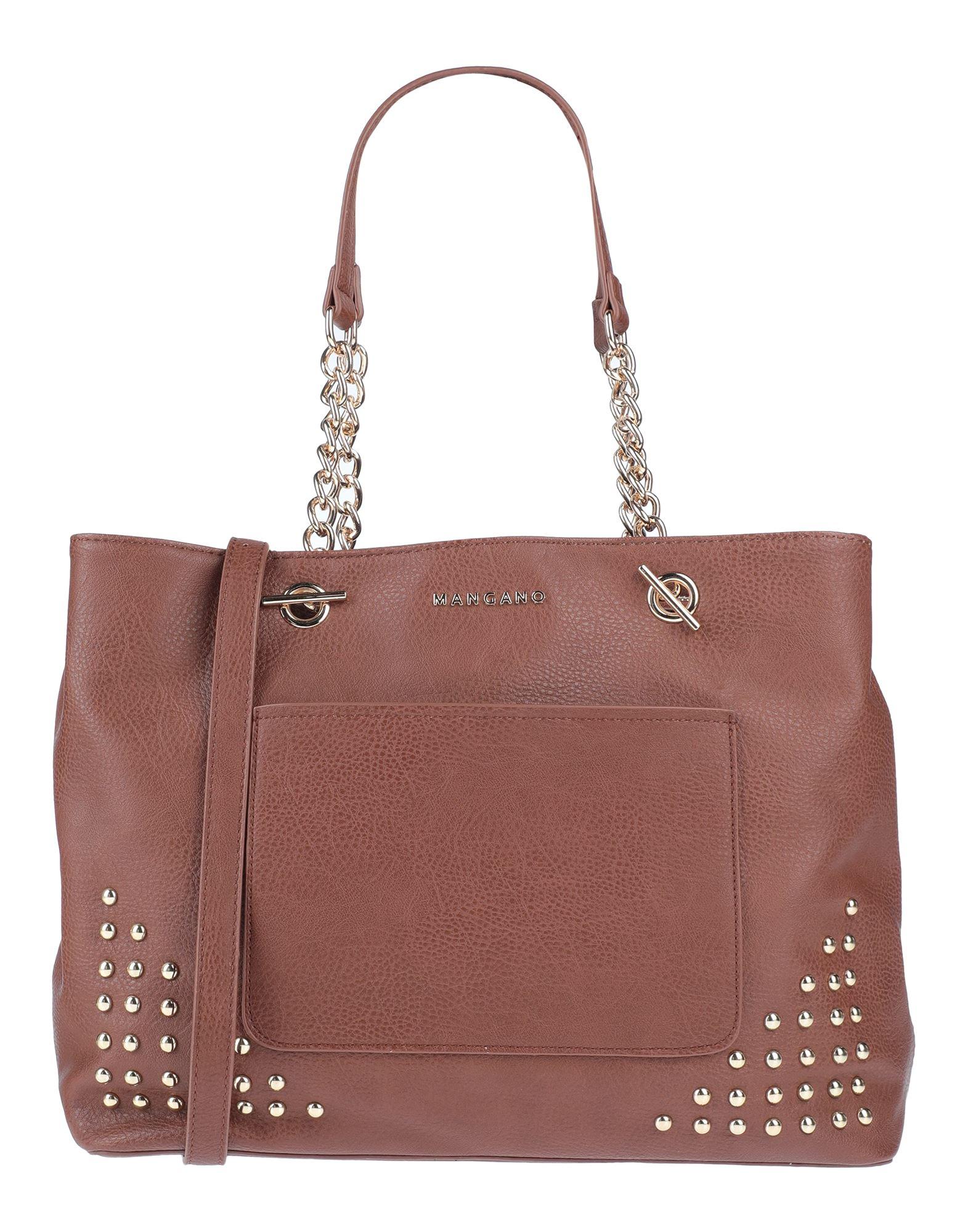 MANGANO Shoulder bags - Item 45484251
