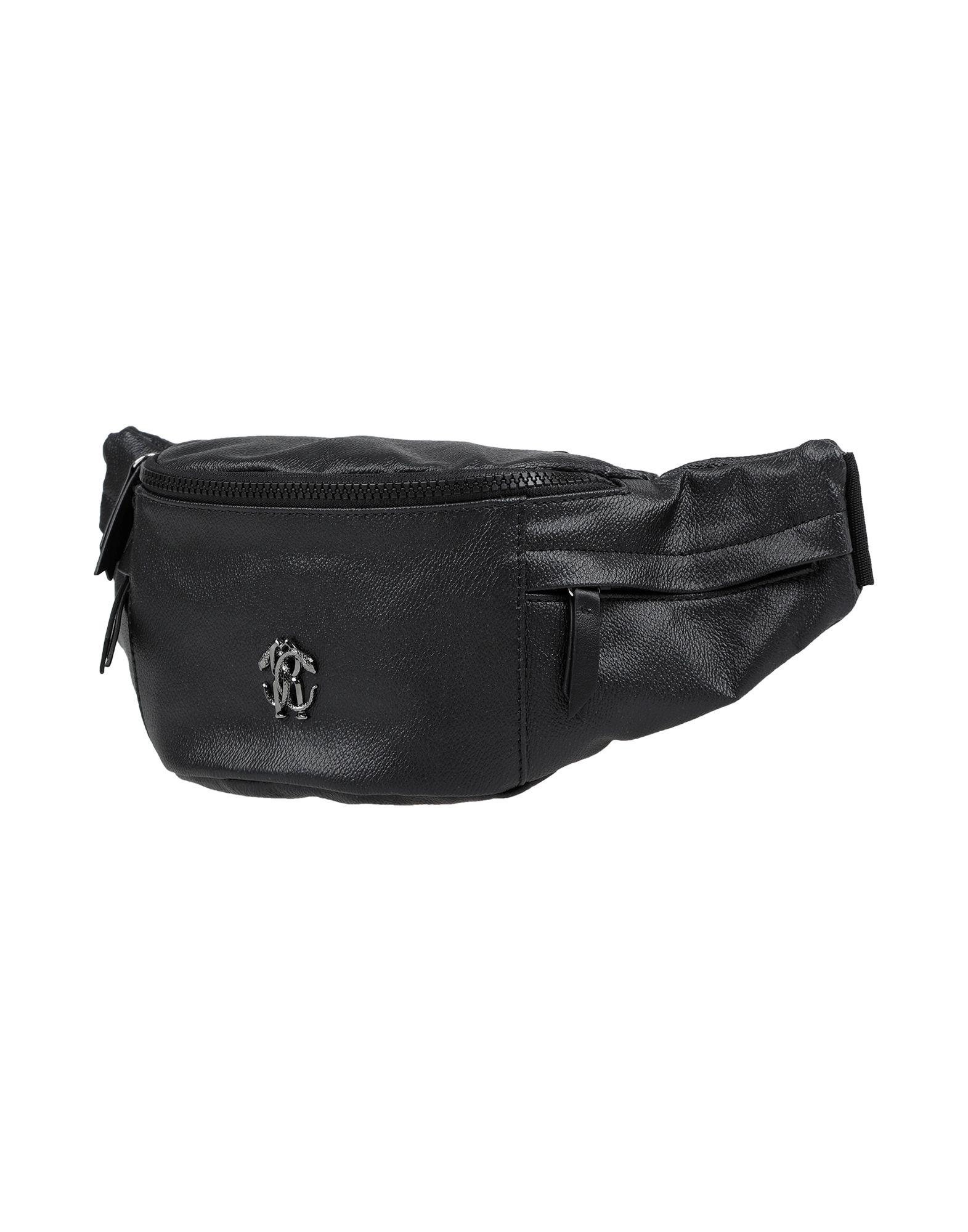 ROBERTO CAVALLI Рюкзаки и сумки на пояс сумки magnolia сумка женская a761 7363 лак искусственная кожа page 8
