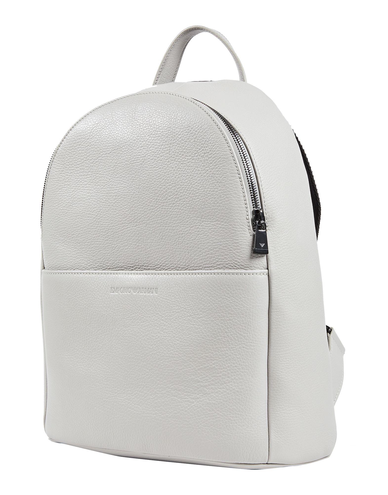 EMPORIO ARMANI Рюкзаки и сумки на пояс