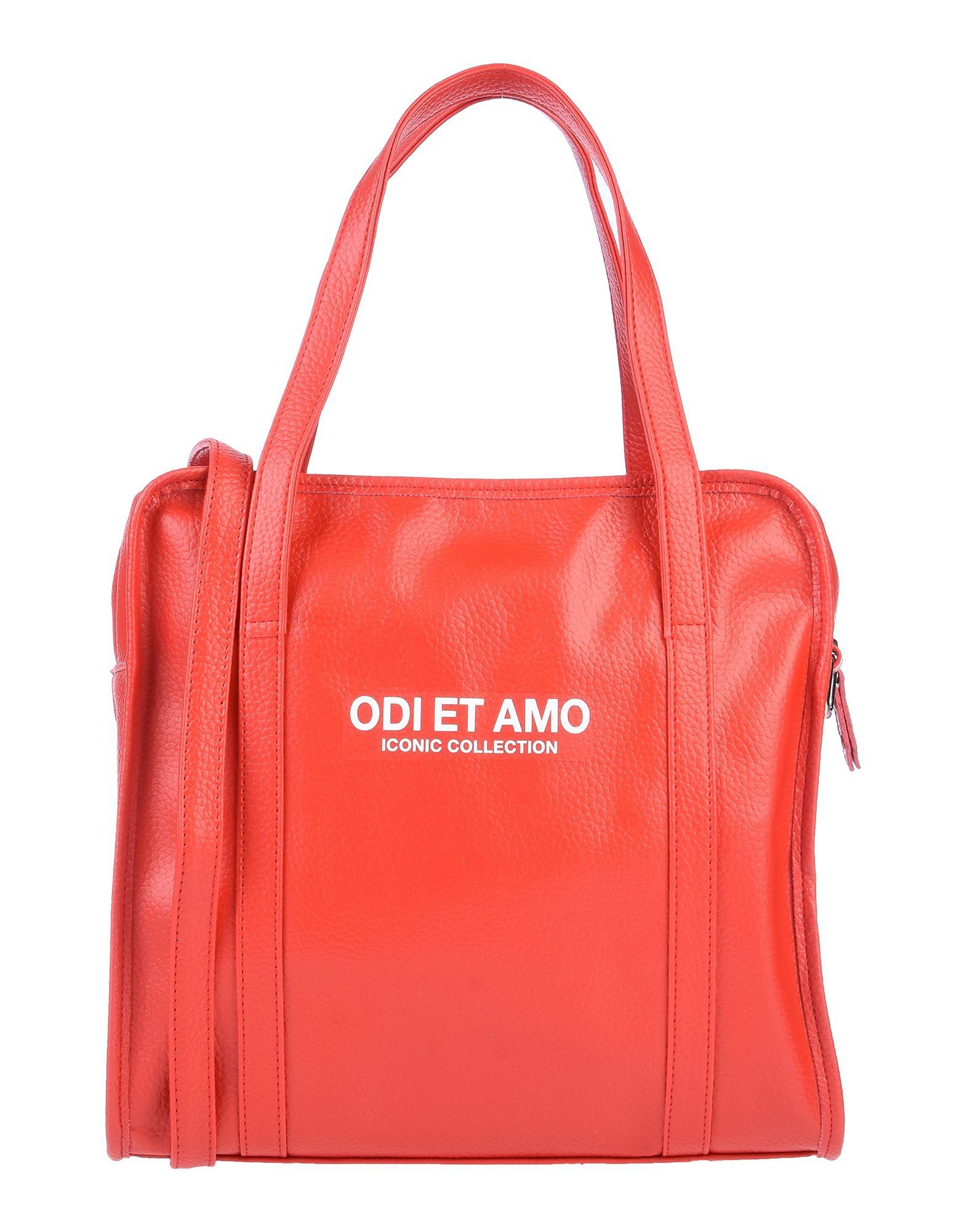 ODI ET AMO Сумка на руку сумка хобо amo la vita jk 92bwc 005 искусственная кожа