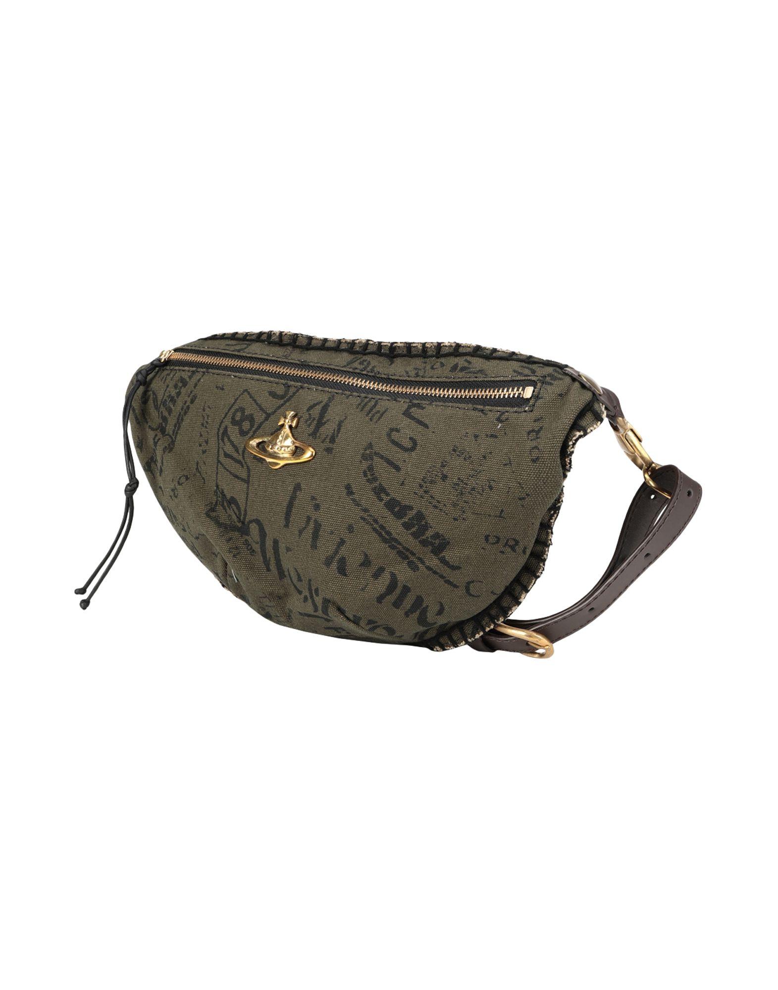 VIVIENNE WESTWOOD ANGLOMANIA Рюкзаки и сумки на пояс