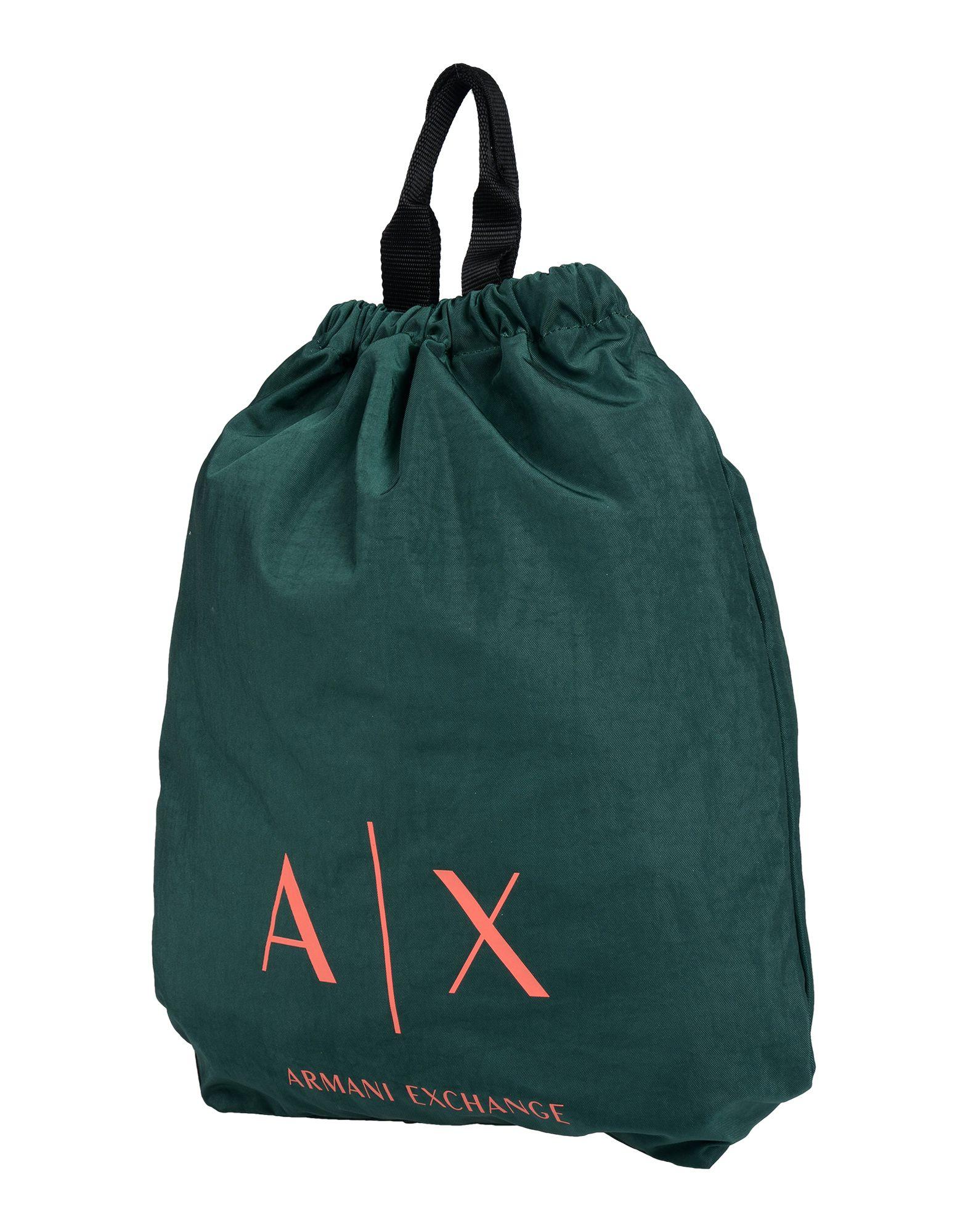 ARMANI EXCHANGE Рюкзаки и сумки на пояс