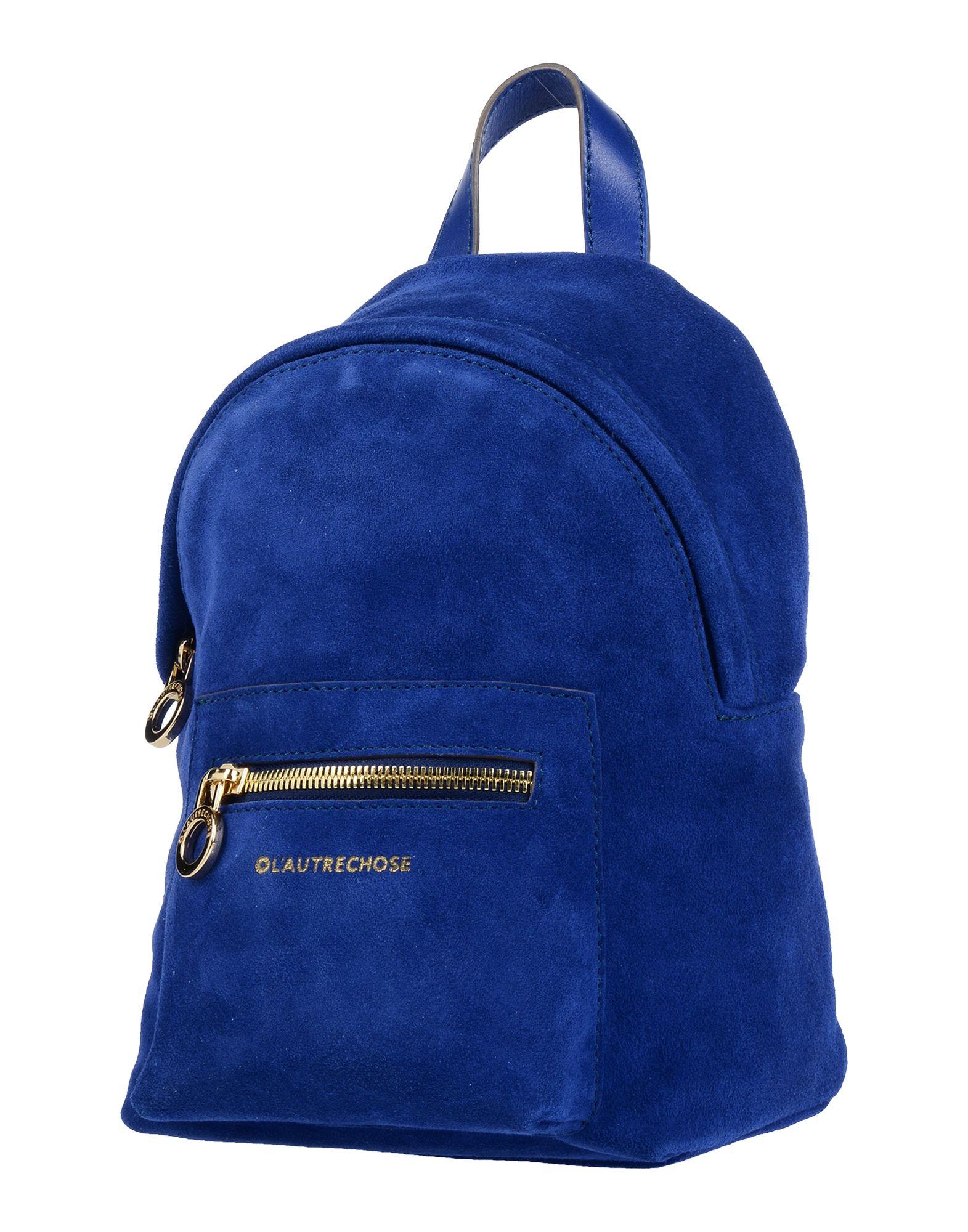 L' AUTRE CHOSE Рюкзаки и сумки на пояс