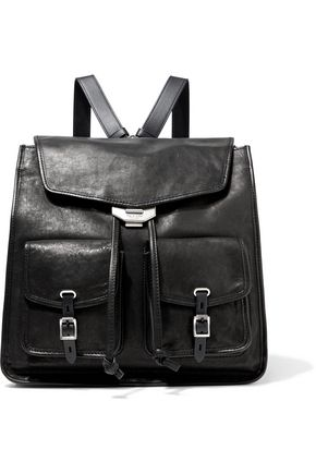 RAG & BONE Field textured-leather backpack