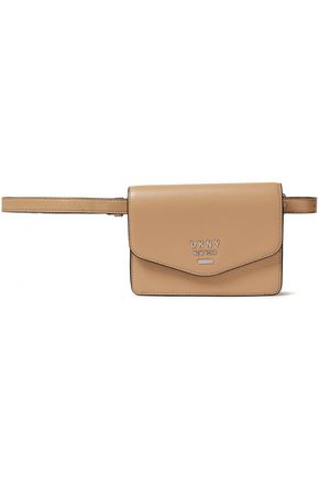DKNY Textured-leather belt bag