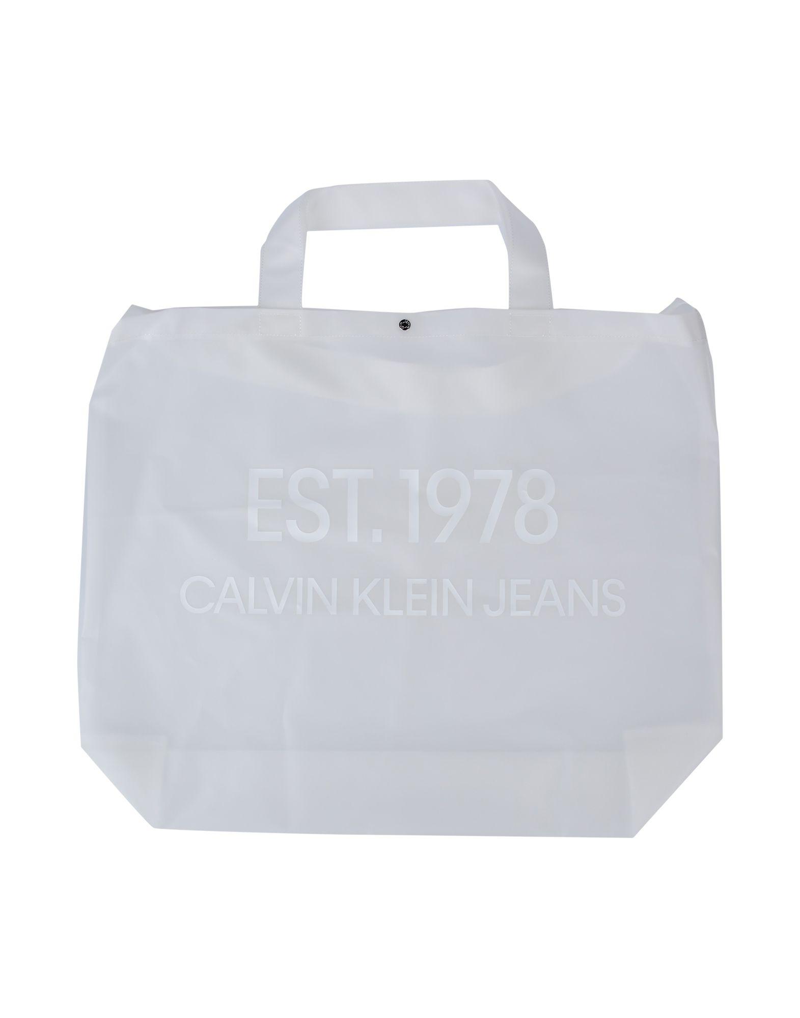 CALVIN KLEIN JEANS Сумка на руку сумка calvin klein jeans calvin klein jeans ca939bwapqm1