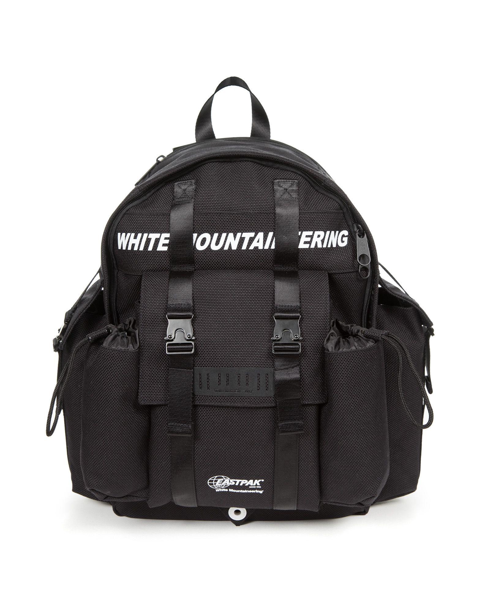 EASTPAK x WHITE MOUNTAINEERING Рюкзаки и сумки на пояс цена 2017