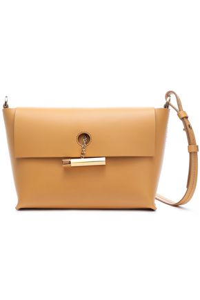 SOPHIE HULME The Pinch leather shoulder bag