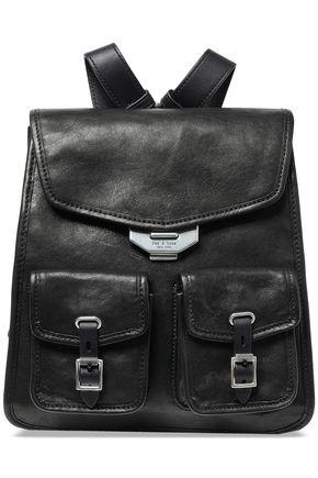 RAG & BONE Pebbled-leather backpack