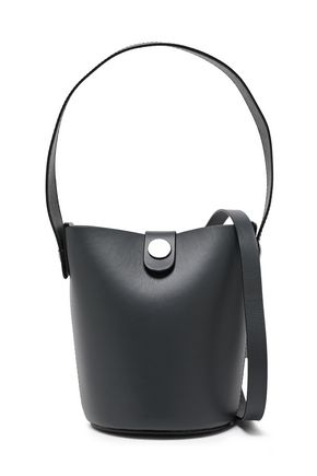 SOPHIE HULME Swing nano leather bucket bag