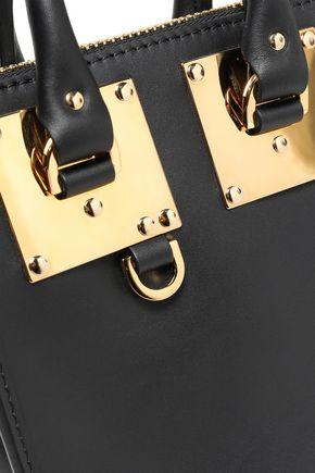 SOPHIE HULME Holmes North South leather shoulder bag