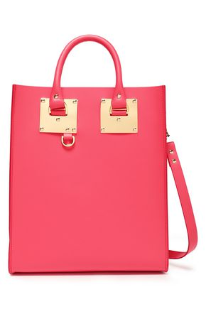 SOPHIE HULME Albion Mini matte-leather tote