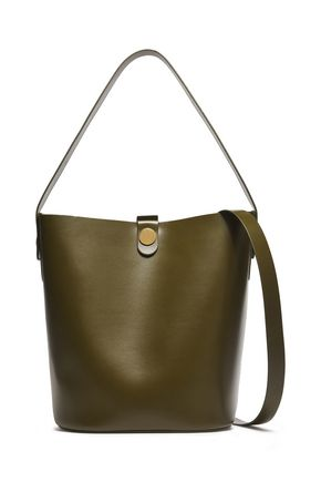 SOPHIE HULME The Swing large matte-leather bucket bag