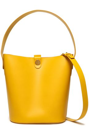 SOPHIE HULME The Swing large leather bucket bag