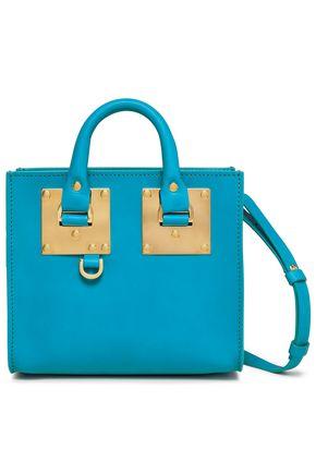 SOPHIE HULME Albion Box leather shoulder bag