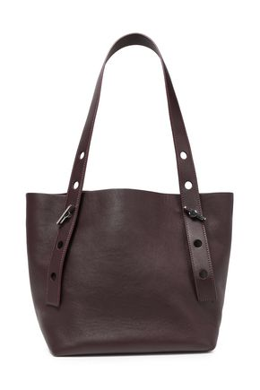 SOPHIE HULME Bolt leather tote