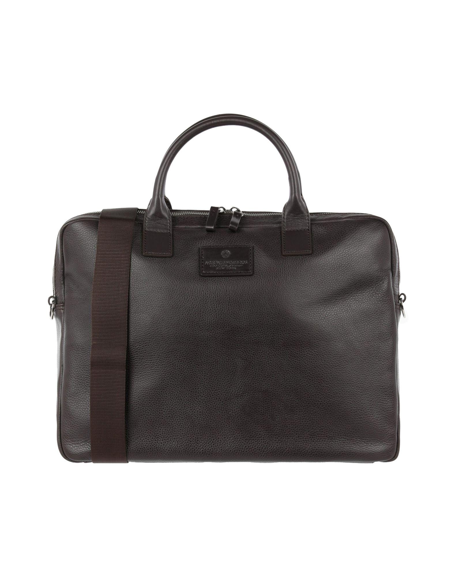 цена на A.G. SPALDING & BROS. 520 FIFTH AVENUE New York Деловые сумки