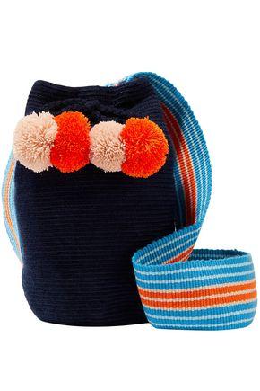 SOPHIE ANDERSON Lulu ポンポン付き バケツバッグ