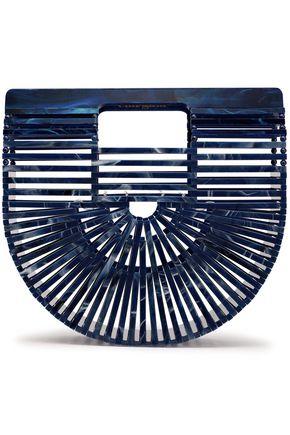 CULT GAIA Ark acrylic clutch