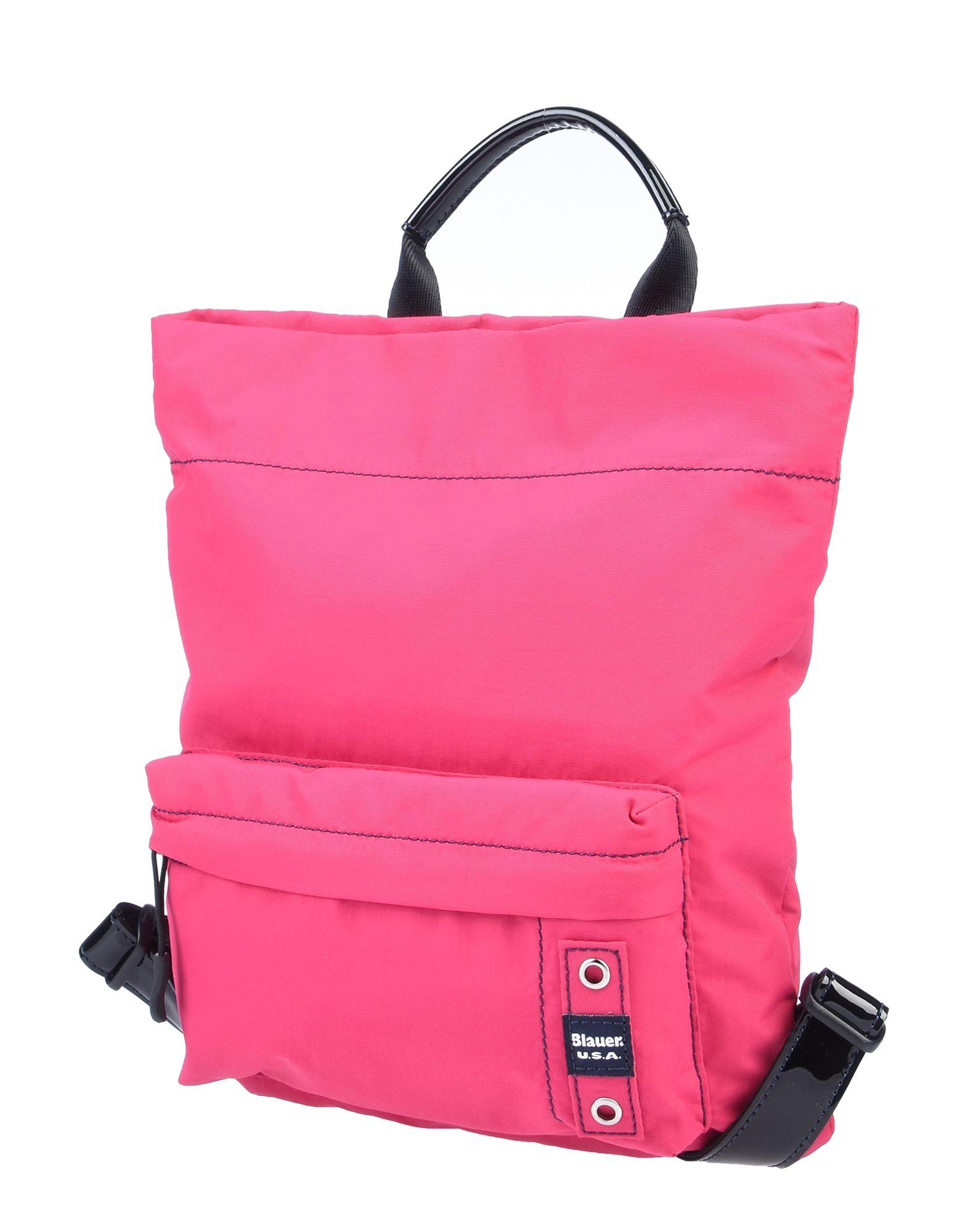 BLAUER Рюкзаки  сумки на пояс