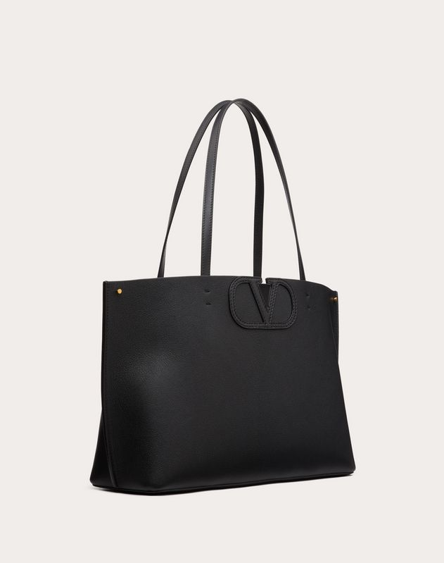 Маленькая сумка-шоппер Fillme из шевро