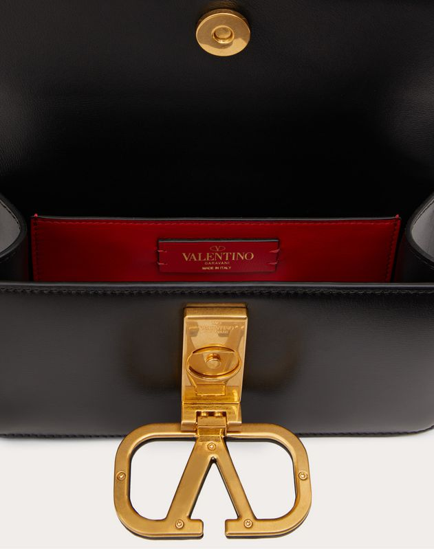 Поясная сумка VSLING из глянцевой телячьей кожи