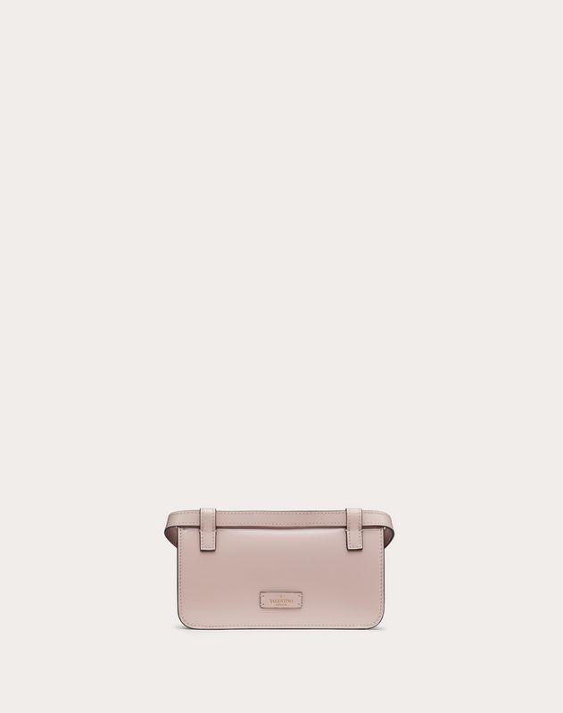 VSLING Glossy Calfskin Belt Bag
