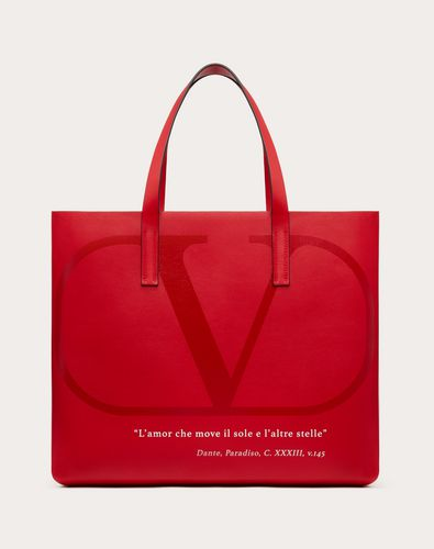 VALENTINO GARAVANI LOVE LAB E/W Shopper Bag