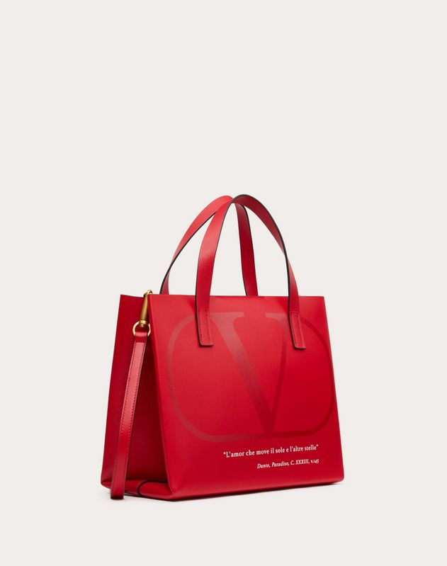 VALENTINO GARAVANI LOVE LAB E/W Small Shopper Bag