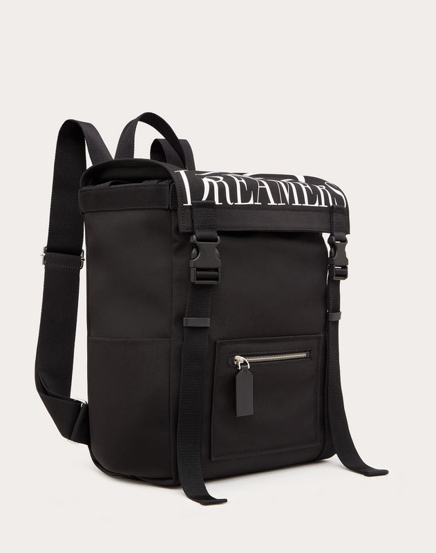 VLOGO Dreamers Nylon Backpack