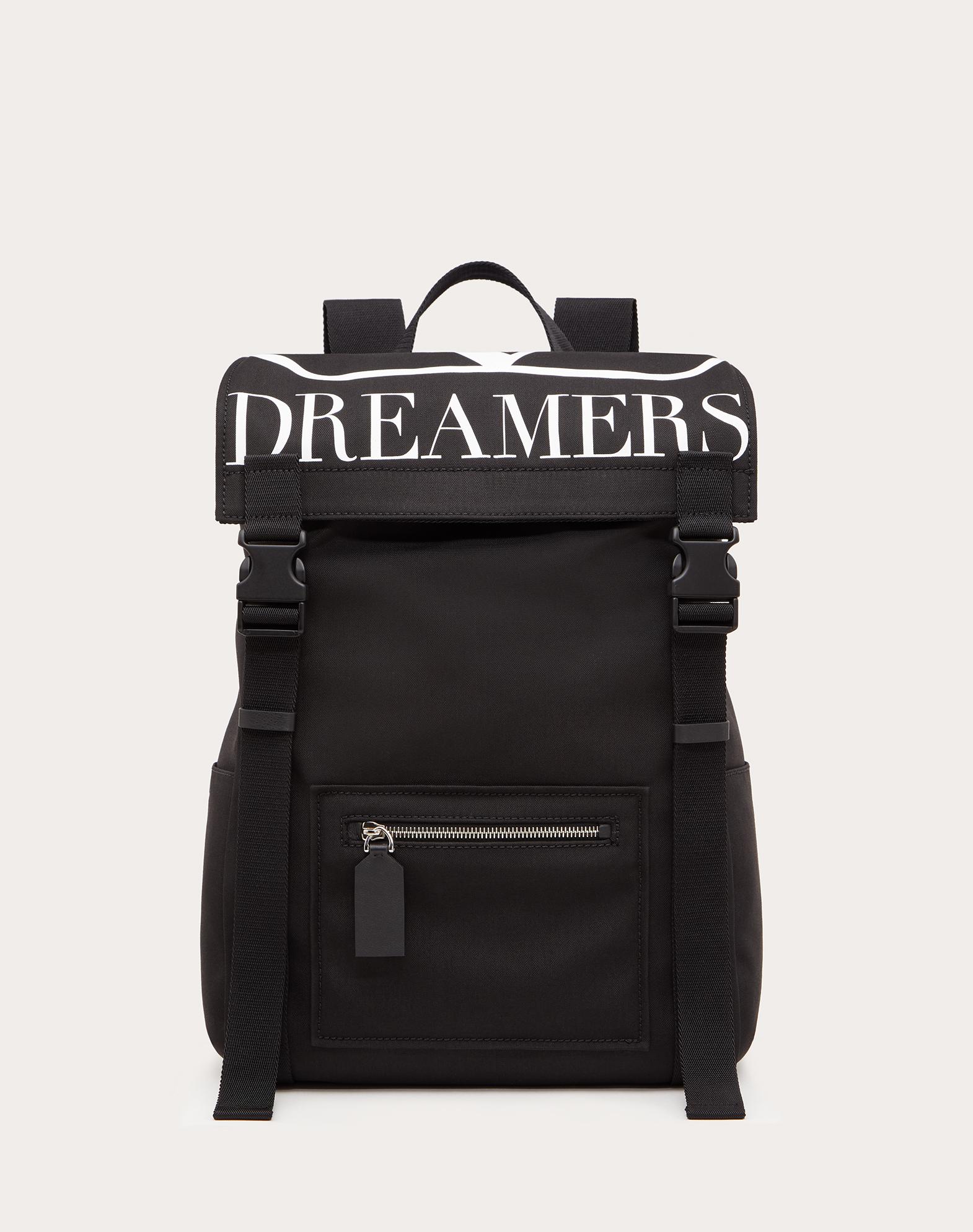 VLOGO Dreamers Nylon Backpack
