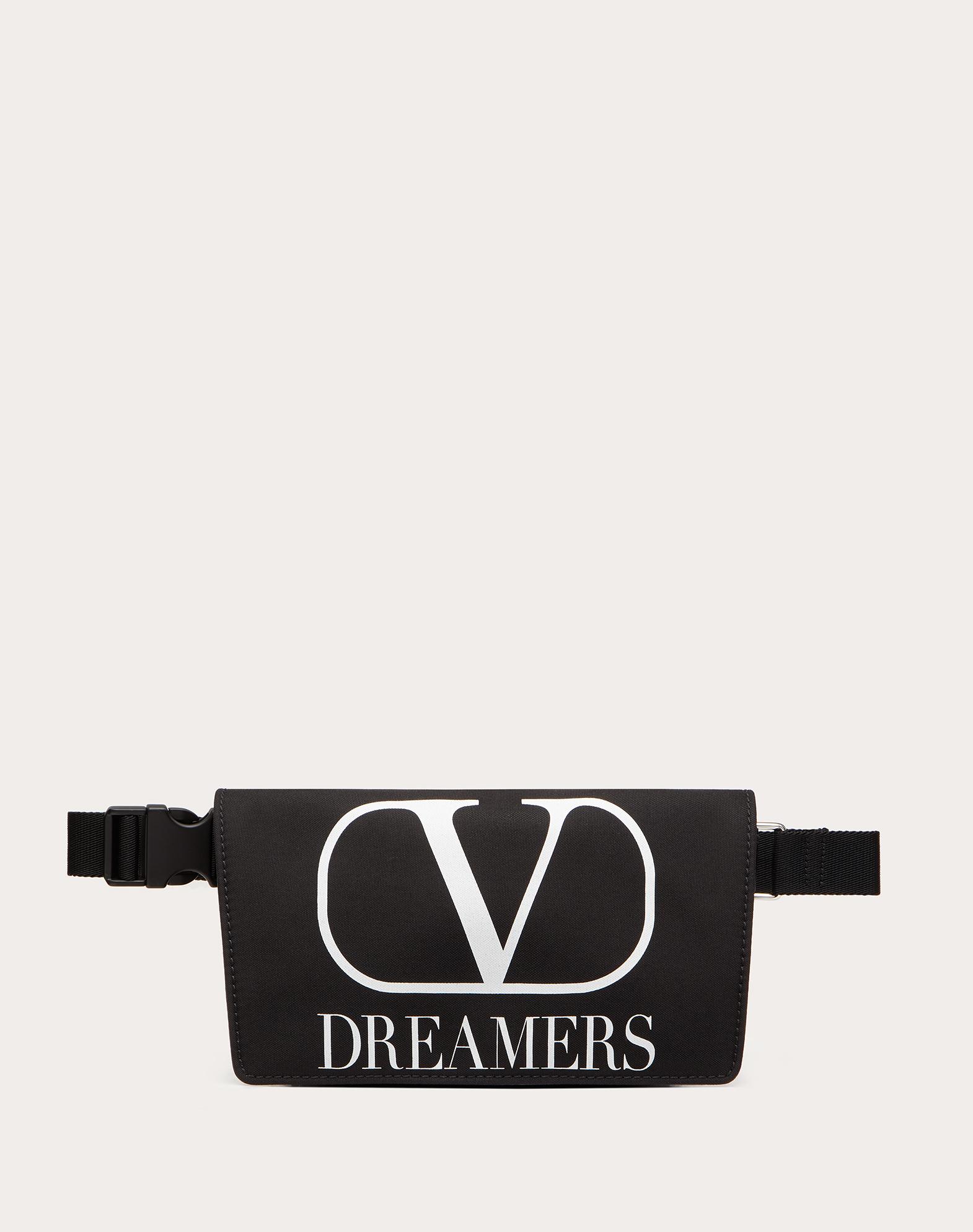 VLOGO Dreamers Nylon Belt Bag