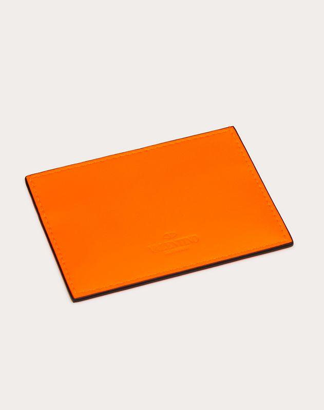 Portacarte tascabile VLTN Fluo