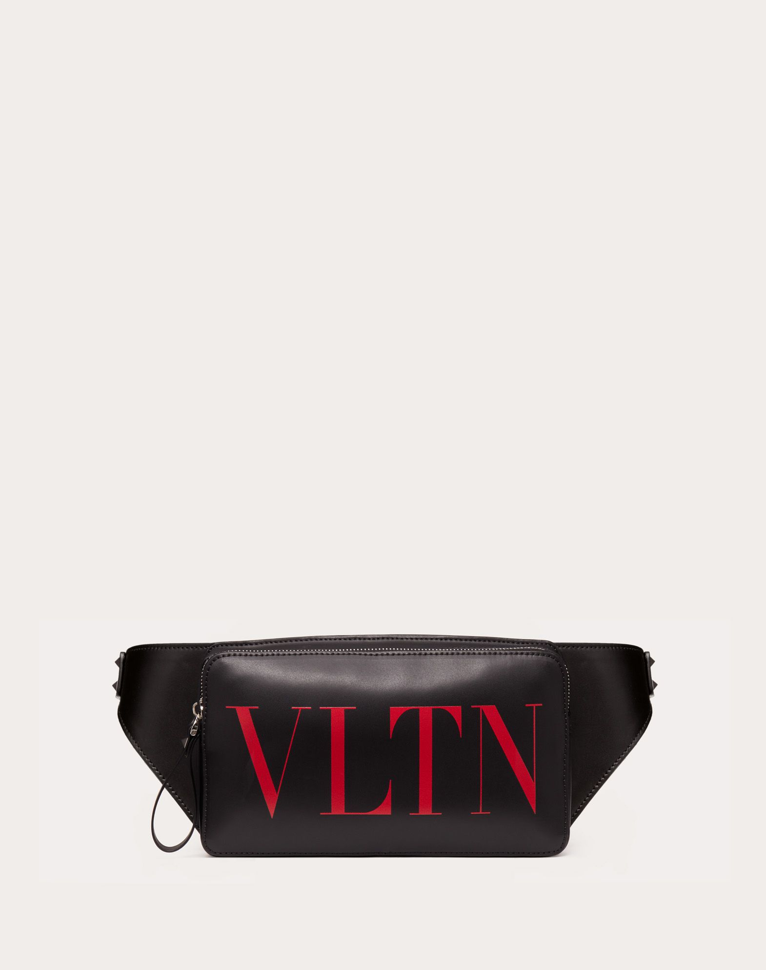 VLTN Leather Belt Bag