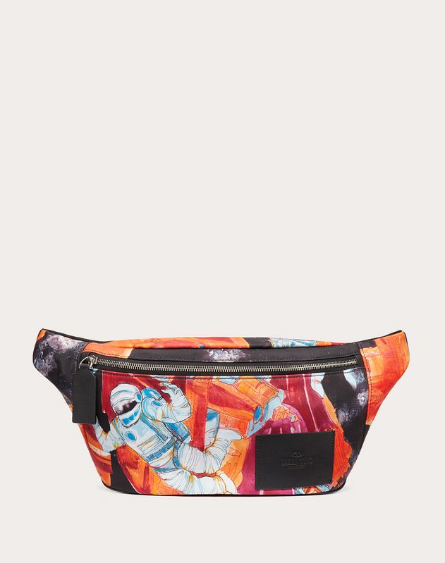 Infinite City Nylon Belt Bag
