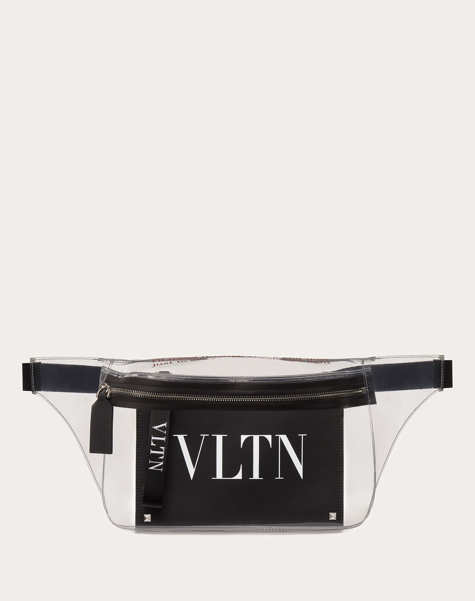 VLTN Transparent Belt Bag