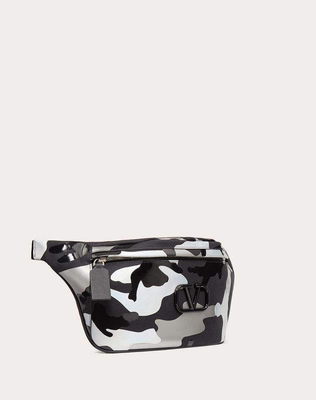 Camouspace Fabric Belt Bag