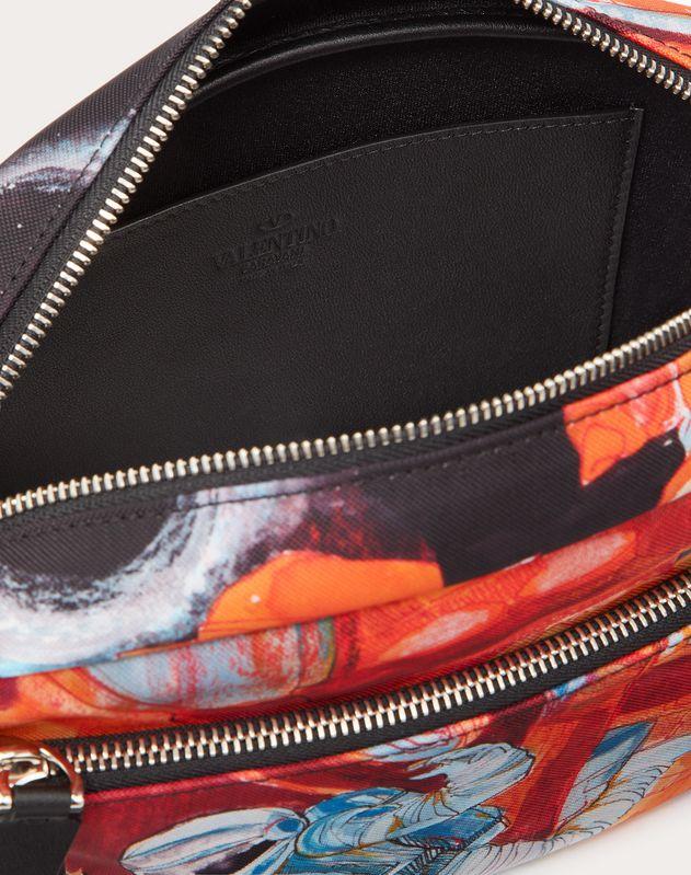 Infinite City Nylon Crossbody Bag