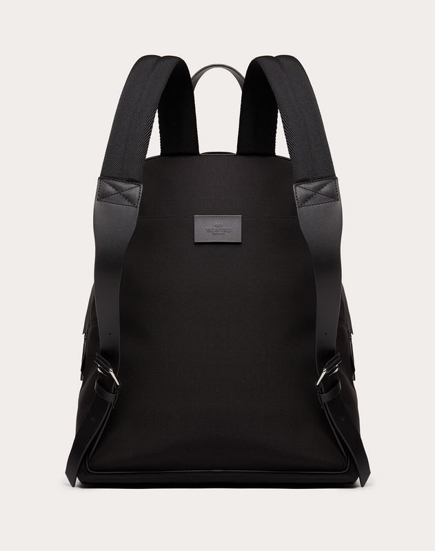 Spaceland Nylon Backpack