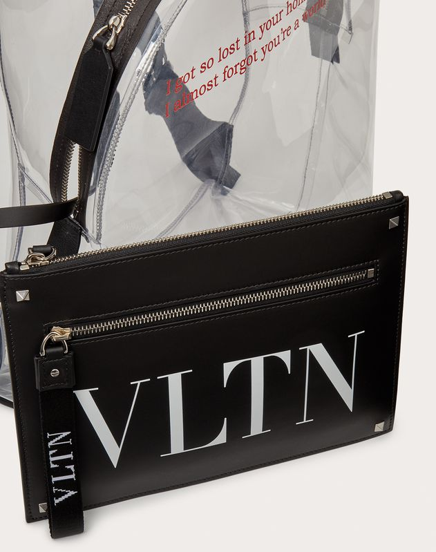Sac à dos VLTN transparent