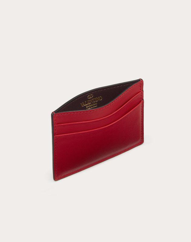 VALENTINO GARAVANI LOVE LAB Pocket-size Cardholder