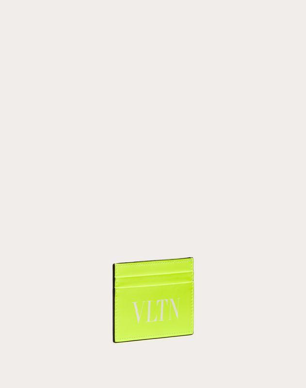 VLTN Neon Pocket Cardholder