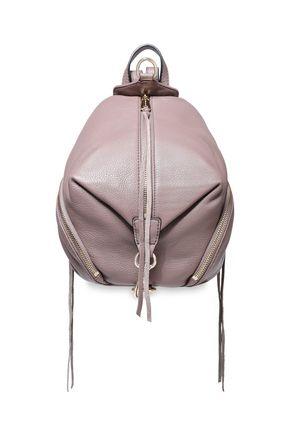 REBECCA MINKOFF حقيبة ظهر من الجلد المحبب