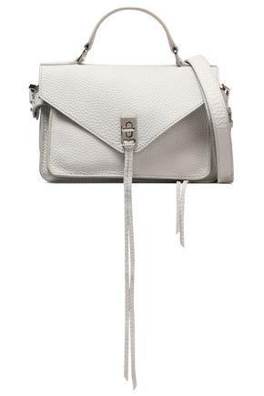 REBECCA MINKOFF Darren pebbled-leather shoulder bag