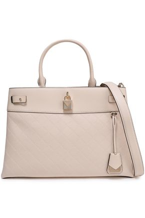 MICHAEL MICHAEL KORS Gramercy large leather shoulder bag