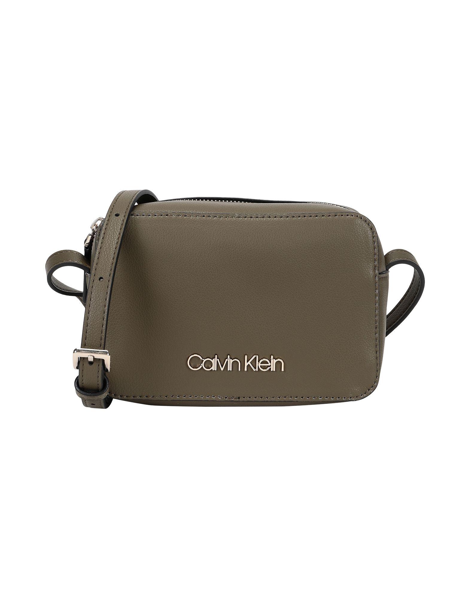 CALVIN KLEIN Сумка через плечо momo design сумка через плечо