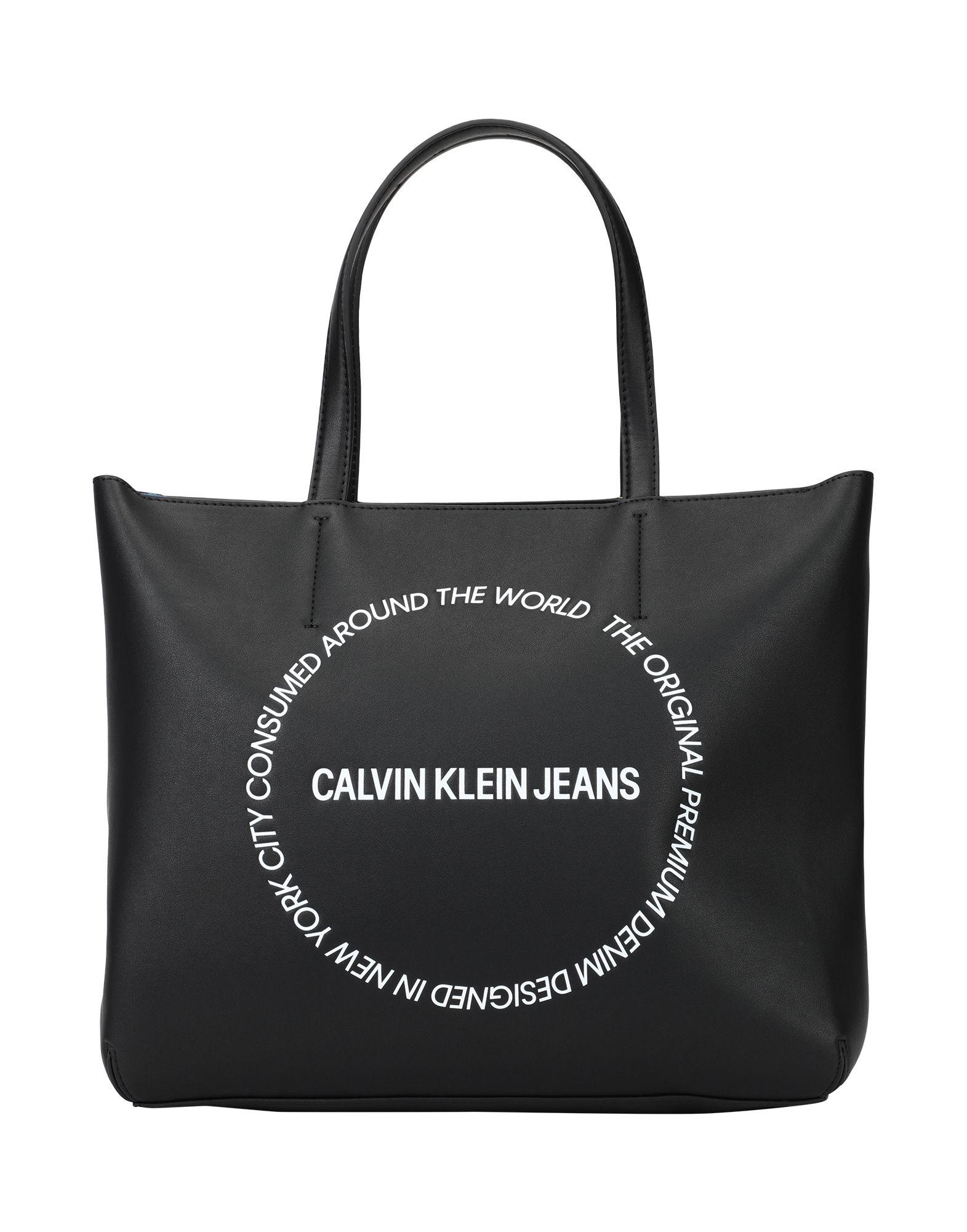 CALVIN KLEIN JEANS Сумка на руку сумка calvin klein jeans calvin klein jeans ca939bwapqs3