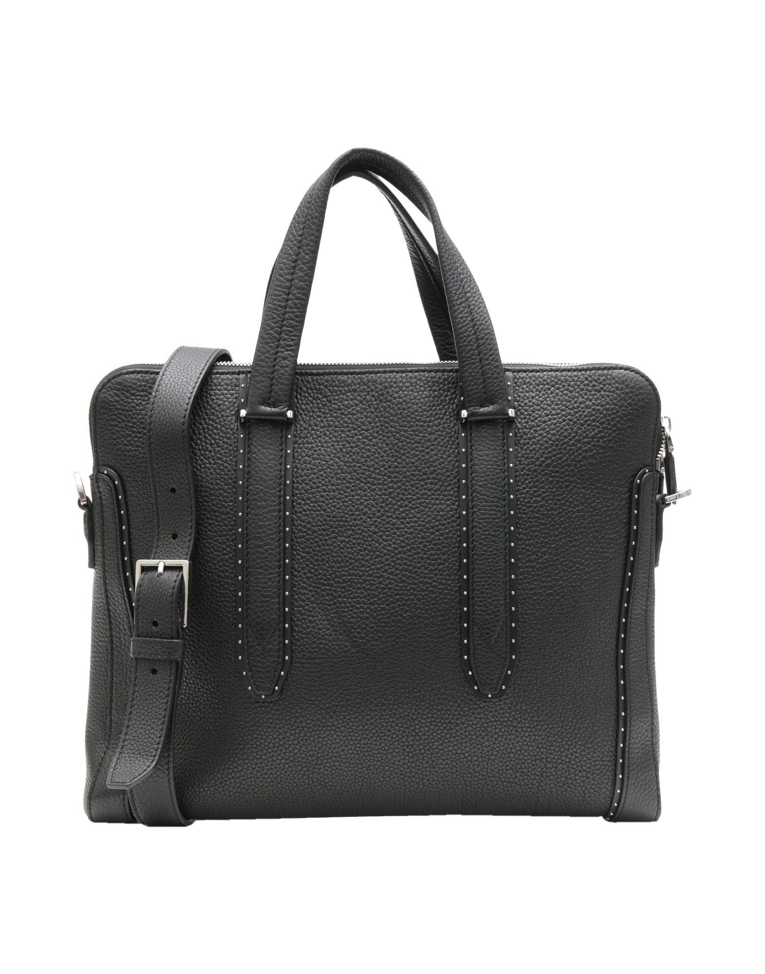 SALVATORE FERRAGAMO Деловые сумки ремень ferragamo 679219 608637